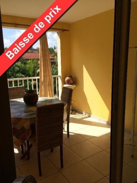 Sale apartment Les trois ilets 157000€ - Picture 1