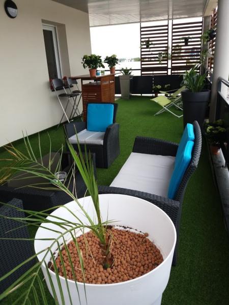 Terrasse 55 m² T3 64 m²