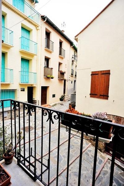 Alquiler vacaciones  apartamento Collioure 234€ - Fotografía 4