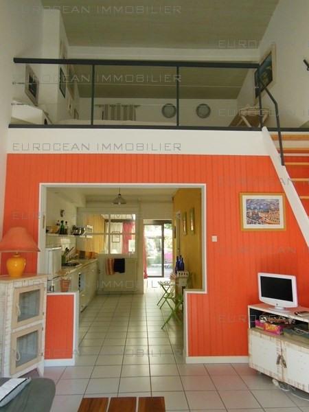 Vermietung von ferienwohnung haus Lacanau 785€ - Fotografie 4