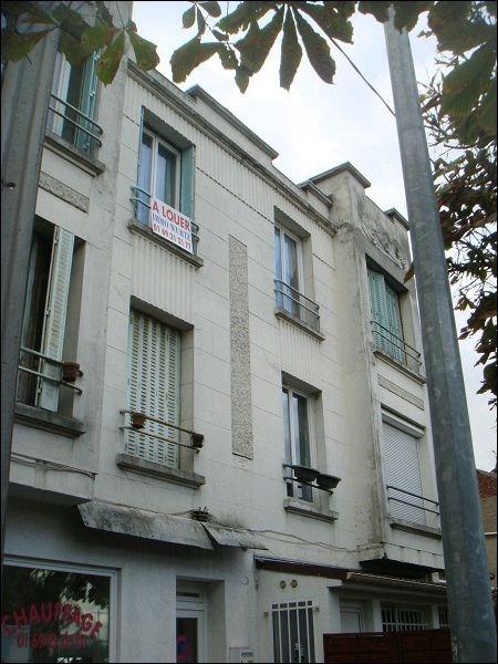 Rental apartment Savigny sur orge 545€ CC - Picture 1