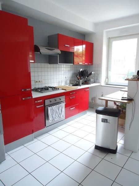 Rental apartment Brest 520€ CC - Picture 3