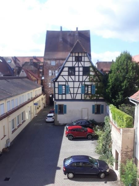 Investment property apartment Wissembourg 141 000€ - Picture 2