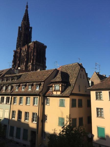 Vermietung wohnung Strasbourg 410€ CC - Fotografie 5