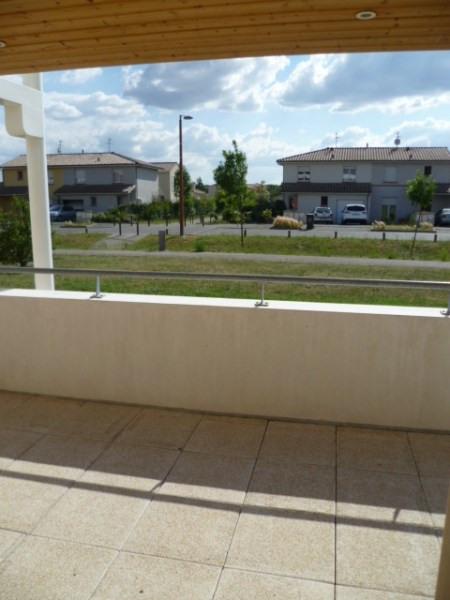 Rental apartment La salvetat st gilles 627€ CC - Picture 3