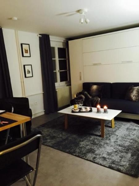 Location vacances appartement Strasbourg 430€ - Photo 1