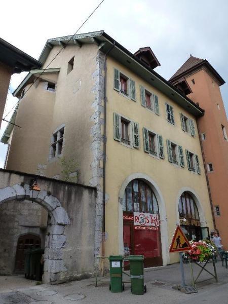 Location appartement La roche sur foron 410€ CC - Photo 1