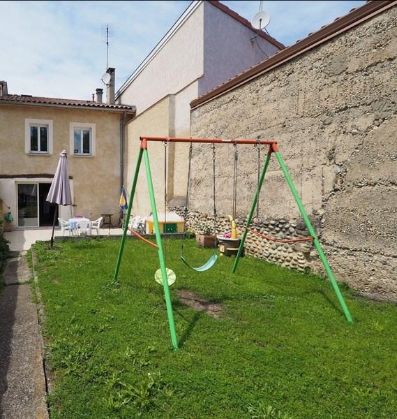 Vente maison / villa Bourg-de-péage 205000€ - Photo 1