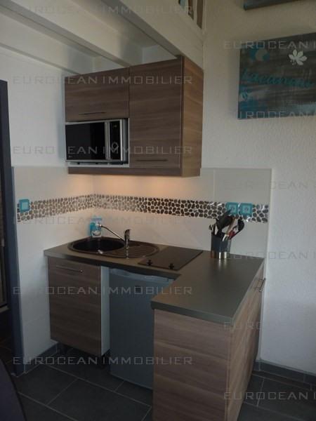 Vermietung von ferienwohnung haus Lacanau ocean 350€ - Fotografie 3