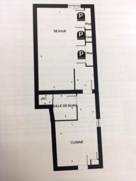 Location appartement Villefranche sur saone 420€ CC - Photo 6