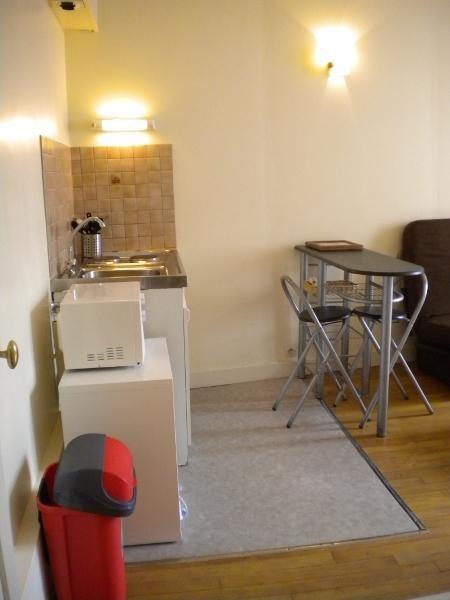Rental apartment Fontainebleau 600€ CC - Picture 6