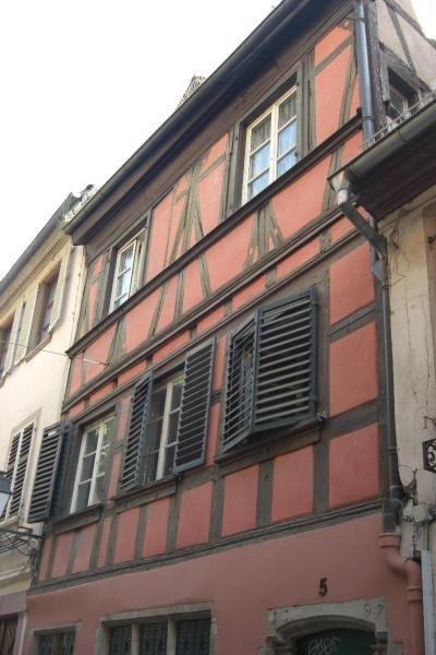 Verhuren  appartement Strasbourg 390€ CC - Foto 1