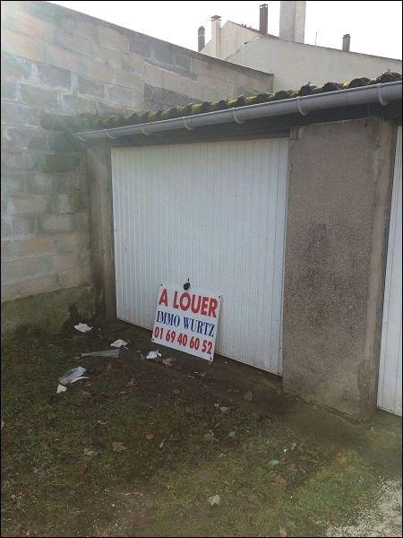 Location parking Villeneuve st georges 201€ CC - Photo 1