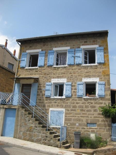 Rental house / villa St romain de popey 705€ CC - Picture 1