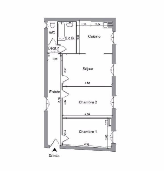 Location appartement Chazay d azergues 697€ CC - Photo 7