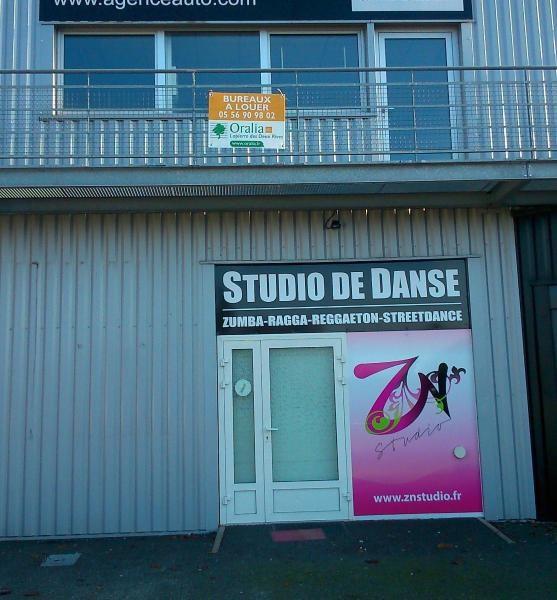 Location boutique Merignac 1572€ CC - Photo 1