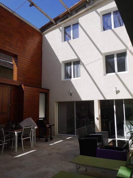 Maison de ville T7 + Piscine