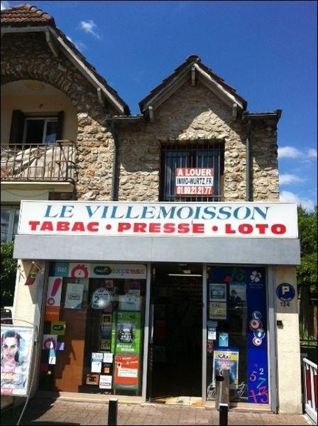 Rental empty room/storage Villemoisson sur orge 1045€ CC - Picture 1