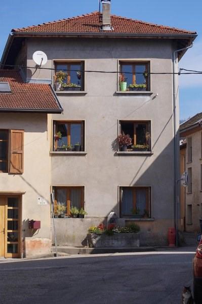 Sale house / villa Goncelin 145000€ - Picture 1