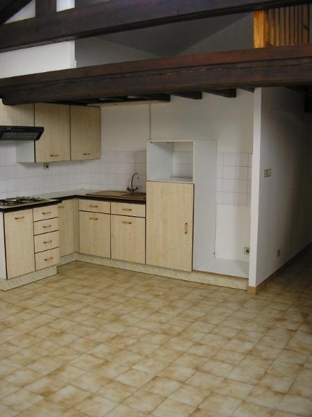 Rental apartment Nantua 406€ CC - Picture 1