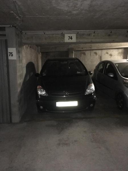 Location parking Paris 13ème 100€ +CH - Photo 1