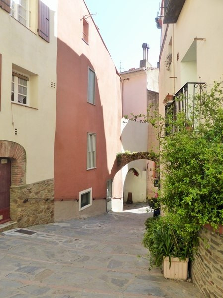 Vacation rental apartment Collioure 262€ - Picture 1