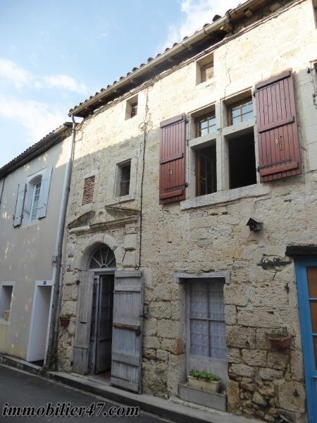 Sale house / villa Montpezat 39900€ - Picture 11