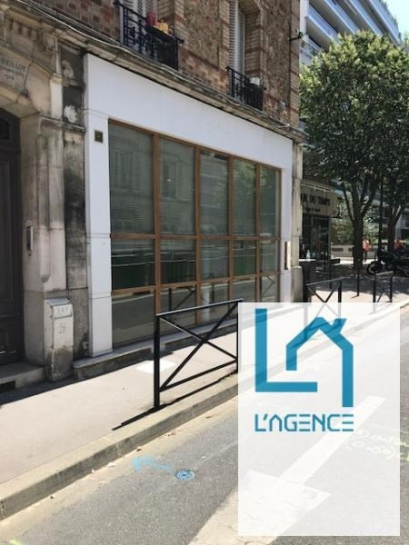 Sale office Boulogne billancourt 365 000€ - Picture 2