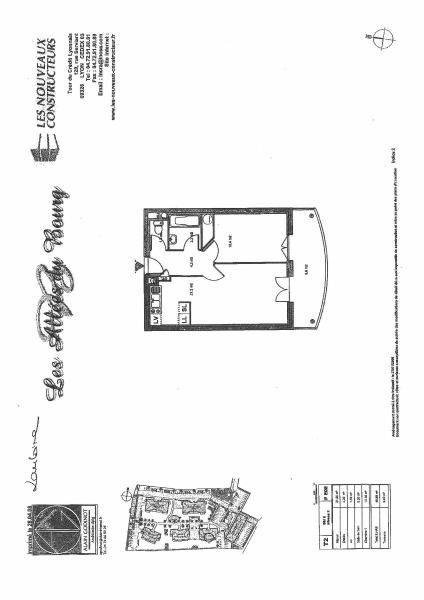 Location appartement Peronnas 515€ CC - Photo 2