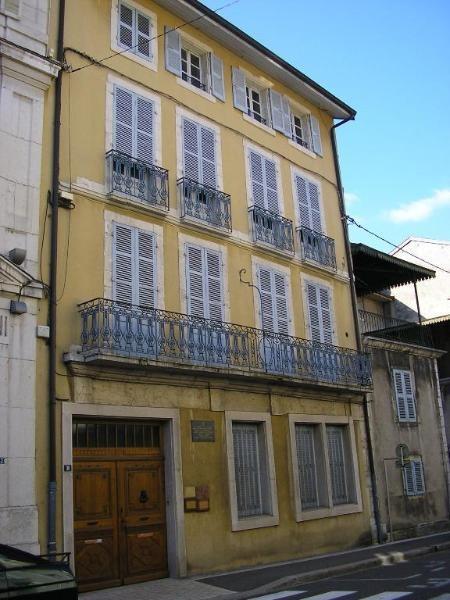 Location maison / villa Nantua 730€ +CH - Photo 1