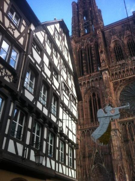 Locação para as férias apartamento Strasbourg 2210€ - Fotografia 11