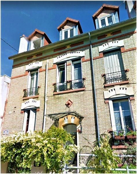 Sale apartment Viry chatillon 128500€ - Picture 1