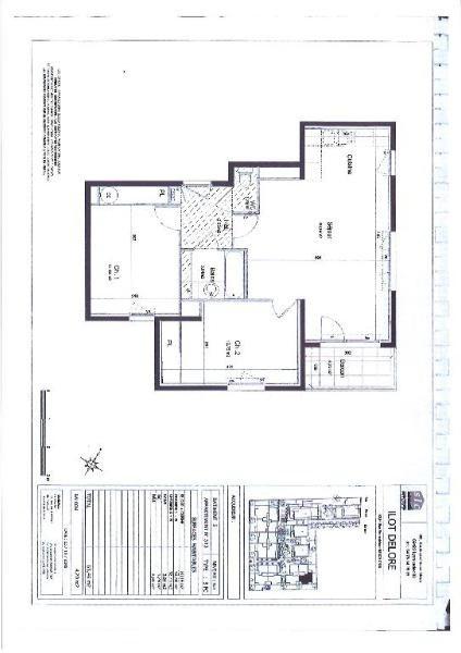 Rental apartment Lyon 8ème 751€ CC - Picture 2
