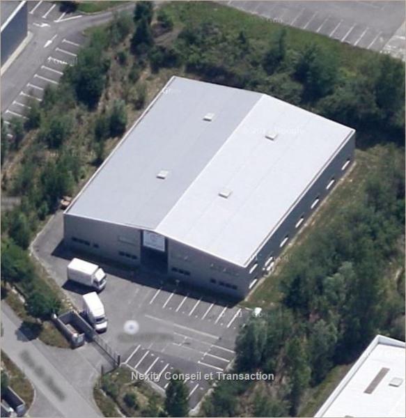 Location Local d'activités / Entrepôt Saint-Jean 0