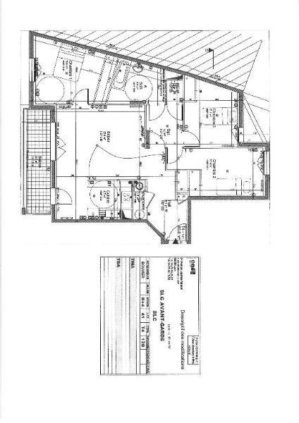 Location appartement Villeurbanne 948€ CC - Photo 2