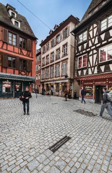 Verhuren vakantie  appartement Strasbourg 1560€ - Foto 10