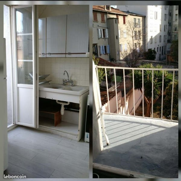 Vente appartement Toulon 99 000€ - Photo 1