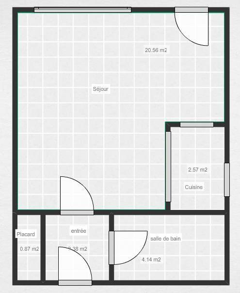 Vente appartement Cagnes-sur-mer 130000€ - Photo 5