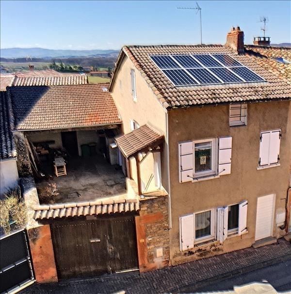 Vente maison / villa Lachassagne 275000€ - Photo 2