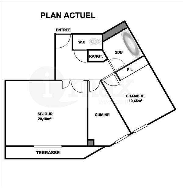 Vente appartement Levallois perret 495000€ - Photo 5