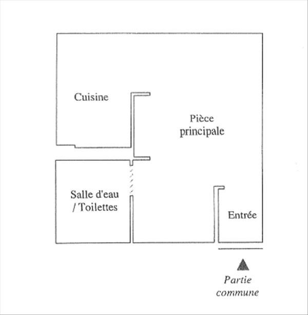 Vente appartement Neuilly sur marne 92000€ - Photo 5