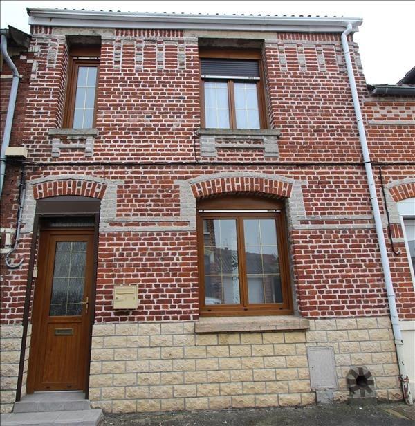 Sale house / villa Sin le noble 143500€ - Picture 1