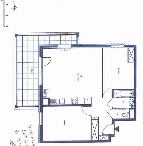 Location appartement Venissieux 740€ CC - Photo 6