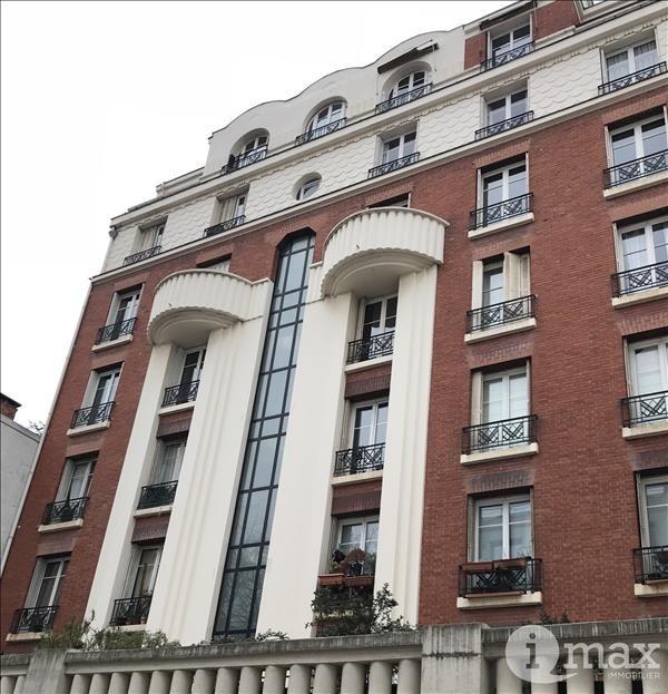 Vente appartement Paris 16ème 440000€ - Photo 1