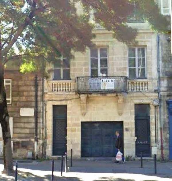 Vente appartement Bordeaux 320000€ - Photo 1
