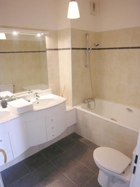 Rental apartment Paris 1er 3000€ CC - Picture 8