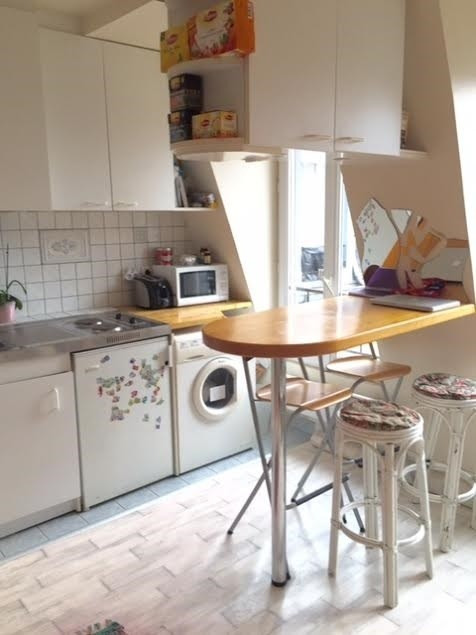 Sale apartment Paris 4ème 240 000€ - Picture 2