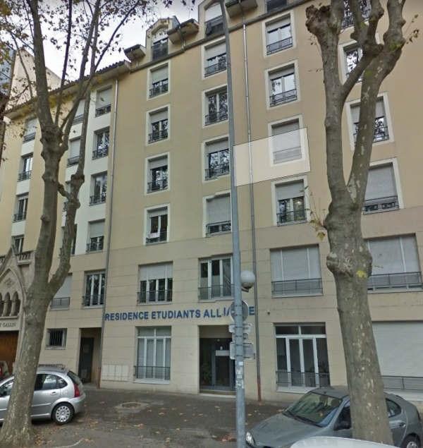 Vente appartement Villeurbanne 87200€ - Photo 1