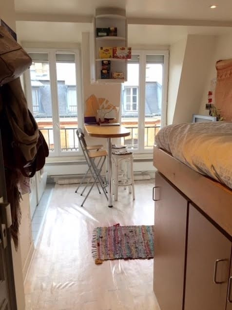Sale apartment Paris 4ème 240 000€ - Picture 1