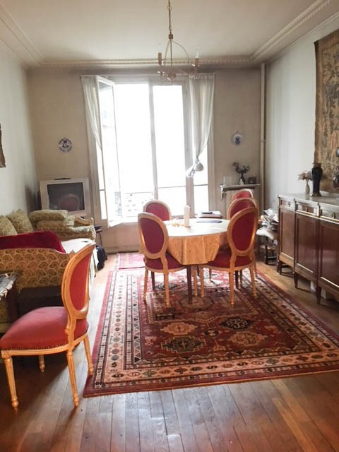 Vente appartement Paris 17ème 825 000€ - Photo 1
